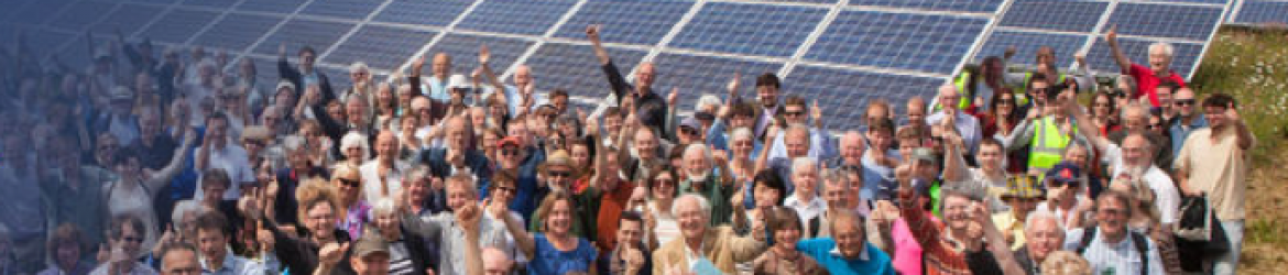 Community energy supporters!